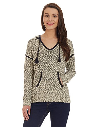Roxy Dances With Waves - Sweat à capuche pour femme ERJSW03127 Noir - True Black
