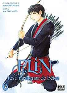 Elin la Charmeuse de Bêtes Edition simple Tome 6
