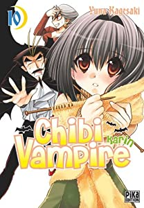 Chibi Vampire Karin Edition simple Tome 10