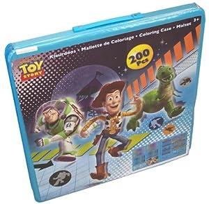 Disney Toy Story - Modelo a Escala Toy Story (Toys&Games STE-437-01)