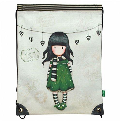 Imagen de gorjuss the scarf  saco verde