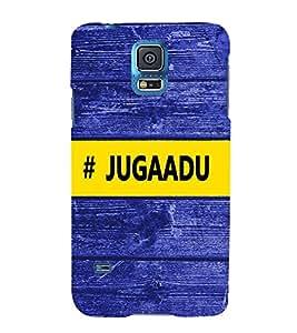 PrintVisa Designer Back Case Cover for Samsung Galaxy S5 Mini :: Samsung Galaxy S5 Mini Duos :: Samsung Galaxy S5 Mini Duos G80 0H/Ds :: Samsung Galaxy S5 Mini G800F G800A G800Hq G800H G800M G800R4 G800Y (art season star pattern disks)