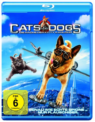 Cats & Dogs - Die Rache der Kitty Kahlohr (inkl. Digital Copy) [Blu-ray]
