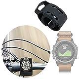 DURAGADGET Soporte para Smartwatch Garmin Fénix 3 / HR/Leather/Nylon/Titanium...