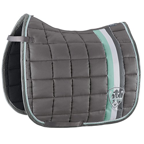 Eskadron Schabracke Big Square (CS ltd. FS18), Steelgrey, Pony Dressur