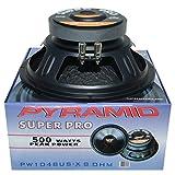 LAUTSPRECHER DIFFUSER WOOFER PYRAMID PW1048USX PW 1048 USX VON 25,00 CM 250 MM 10
