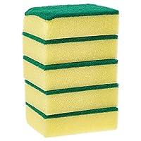 Parex Trend Classic Nail Saver Sponge - 5 Count, Multi Color