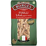 Borges Whole Wheat Fusilli Pasta, 500g