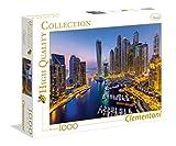Clementoni - 39381 - High Quality Collection Puzzle - Dubai - 1000 Pezzi