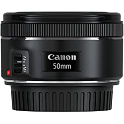 Canon EF50MM F/1.8 STM Lens for Canon DSLR Camera