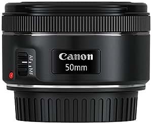 Canon EF 50mm 1:1.8 STM Objektiv schwarz