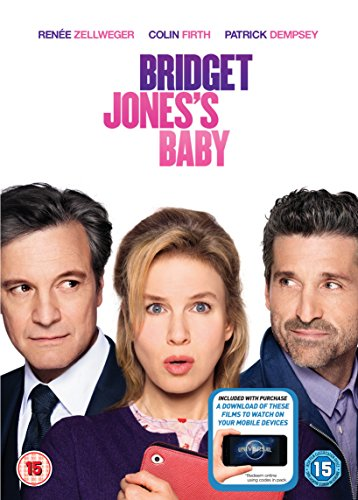 Bridget Jones's Baby (DVD + Digital Download) [2016]