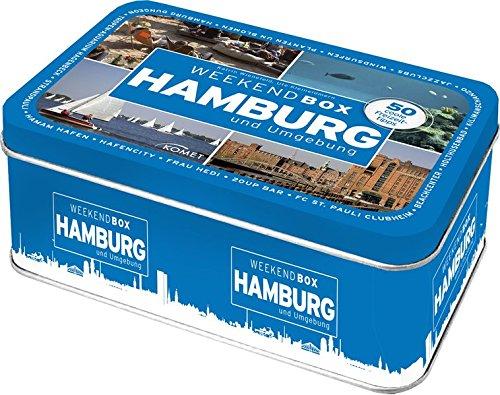 Preisvergleich Produktbild Weekendbox Hamburg: 50 coole Freizeittipps (Weekendboxen)