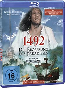 1492 - Conquest of Paradise (1992) ( Fourteen Ninety Two - Conquest of Paradise ) (Blu-Ray)