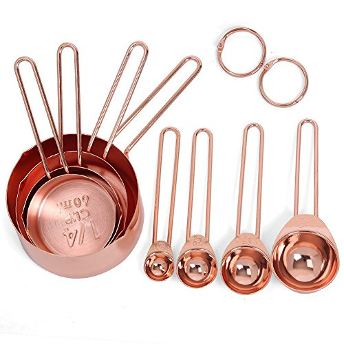Copper Stainless Steel Measuring...