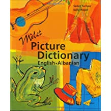 MILET PICTURE DICTIONARY (Albanian-English) (Milet Picture Dictionaries)