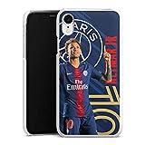 DeinDesign Apple iPhone XR Coque Étui Housse PSG Paris Saint-Germain Produit sous...