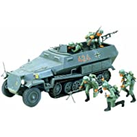Tamiya - Vehiculo semioruga sd.kfz 251/1 hanomag escala 1:35 (35020)