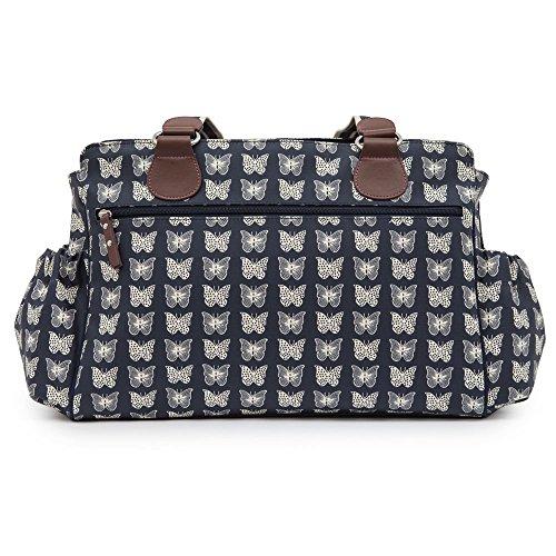 Pink Lining Twins Bag Zwillingswickeltasche - 3