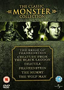 THE CLASSIC MONSTER COLLECTION