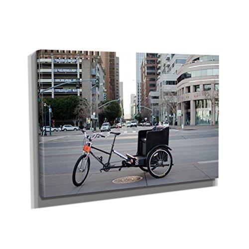 rikscha-kunstdruck-auf-leinwand-20x30-cm-zum-verschonern-ihrer-wohnung-verschiedene-formate-auf-echt