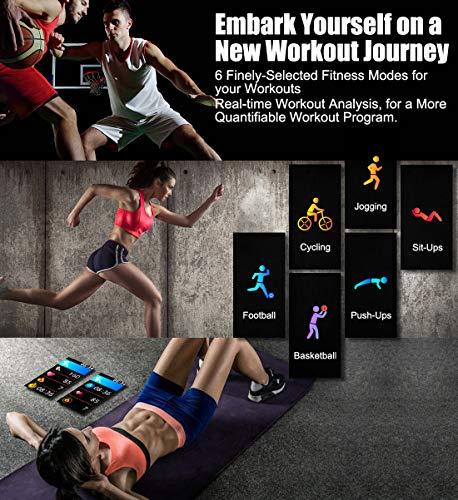 Zoom IMG-2 fitness tracker orologio braccialetto activity