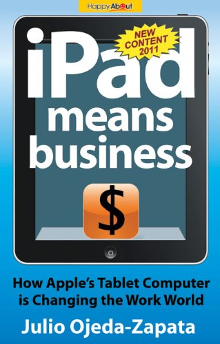 iPad Means Business: How Apple's Tablet Computer is Changing the Work World (English Edition) (Suite Iphone Pc)