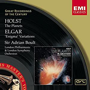 Enigma Variations/the Planets