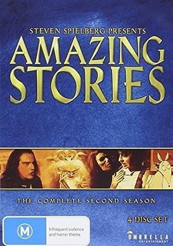 Histoires Fantastiques / Amazing Stories (Complete Season 2) - 4-DVD Set ( Steven Spielberg's Amazing Stories - Season Two ) [ Origine Australien, Sans Langue Francaise ]