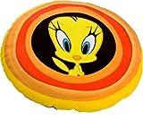 Joy Toy Looney Tunes 233359 - Titti Cuscino in Peluche e Satin, 35 cm