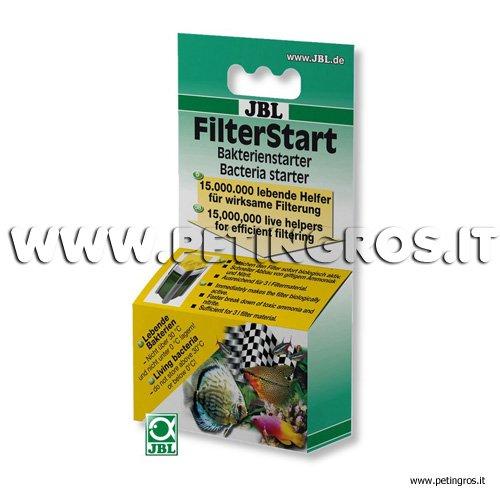 Preisvergleich Produktbild JBL FilterStart 10 ml – Aktivator Bakteriengehalt für biologische filter