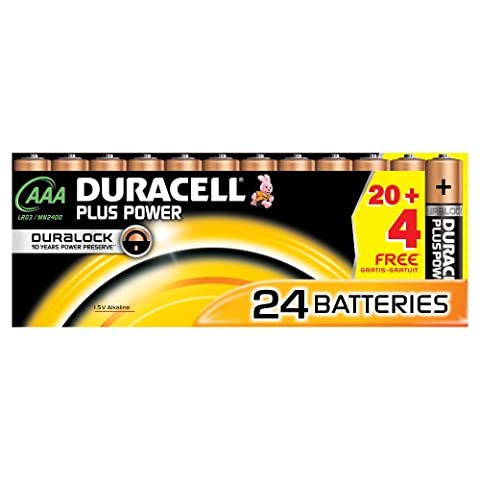 Piles Lithium Aaa - DURACELL piles alcaline