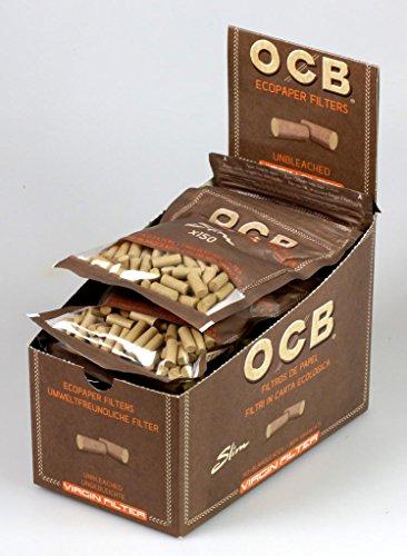 ocb-9200-ungebleicht-slim-virgin-filter-6-mm-umweltfreundliche-10-beutel-150-stuck
