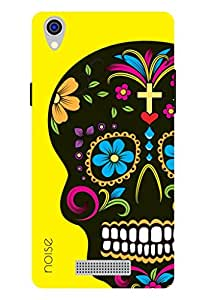 Noise FilMy Skull Printed Cover for Lava Iris Atom