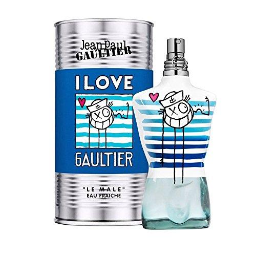 Jean Paul Gaultier JPG i Love Gaultier le male 125ml