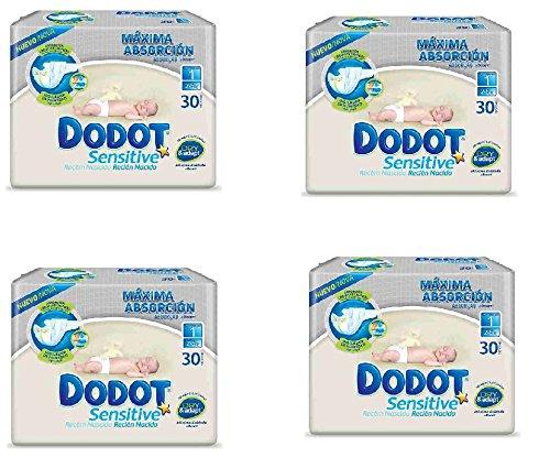 Talla Sensitive Uds Kilos4 30 5 Paquetes Dodot De A 12 drBtshxCQ