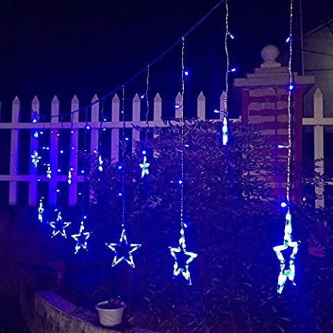 LED String Fata luci ambiente stellato illuminazione esterna per case Natale Decorazioni Patio decorazione LED luci di stelle ,luce LED stelle/basket