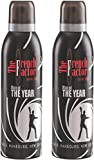 #10: French Factor Man of the Year Deodorant Gift Set Combo Set (Set of 2)