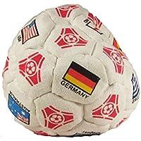 Vuelo Clipper Hacky Sack Copa del Mundo–rojo Logos