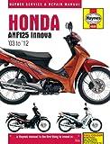 Haynes Handbuch 4926Honda ANF125Innova Scooter (03–11)