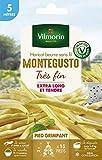 Vilmorin Haricot à Rame Beurre Monte Gusto Sachet série 5m