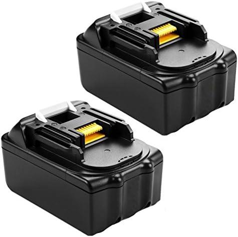 18 V 4.0 AH AH AH Replacement Battery For Makita BL1830 BL1815 BL1835 BL1840 BL1845 194205 – 3 194309 – 1 (BL1840 2 pezzi) | Qualità E Quantità Garantita  | Design Accattivante  | Eccellente valore  43e250
