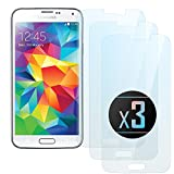 3 x Cristal Templado Protector de Pantalla Para Samsung, usado segunda mano  Se entrega en toda España