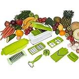 Escon Nicer Multi Chopper Vegetable Cutter Fruit Slicer Peeler Dicer Plus
