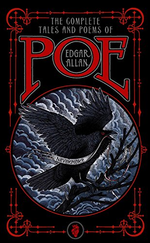 Complete Tales and Poems of Edgar Allan Poe (Barnes & Noble Leatherbound Classic Collection)