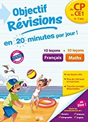 Objectif Révisions Français-Maths du CP au CE1