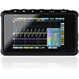 ARM DSO203 NANO V2 - Osciloscopio digital de bolsillo (cubierta de aluminio), color negro