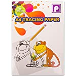 A4 Tracing Paper Pad 40 Sheets | Ideal For Drafting, Copying & Drawing