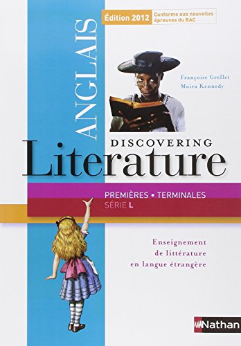 Discovering Literature 1re / Terminale srie L