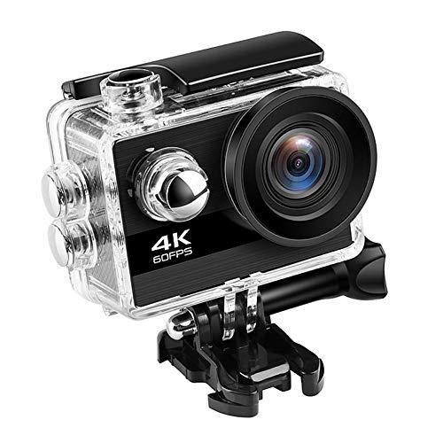 Heoolstranger 4K Sport Action Kamera Ultra HD Camcorder WiFi wasserdichte Kamera Weitwinkelobjektiv Und Zubehör-Kit